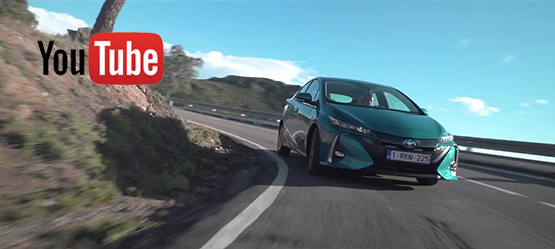 Toyota Prius Plug-in v Girone